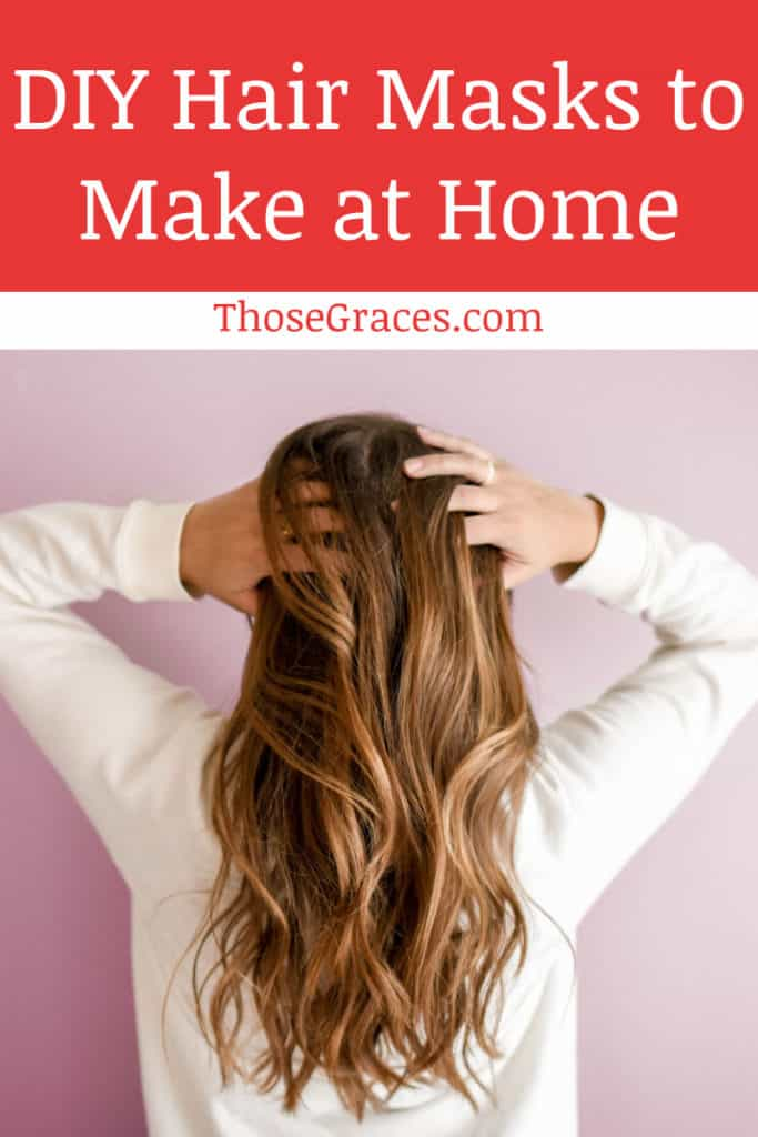 While everyone is inside, you may be wondering how to make your own at-home hair mask. Don't worry, it's SO easy and cheap! Check out 5 we just love!