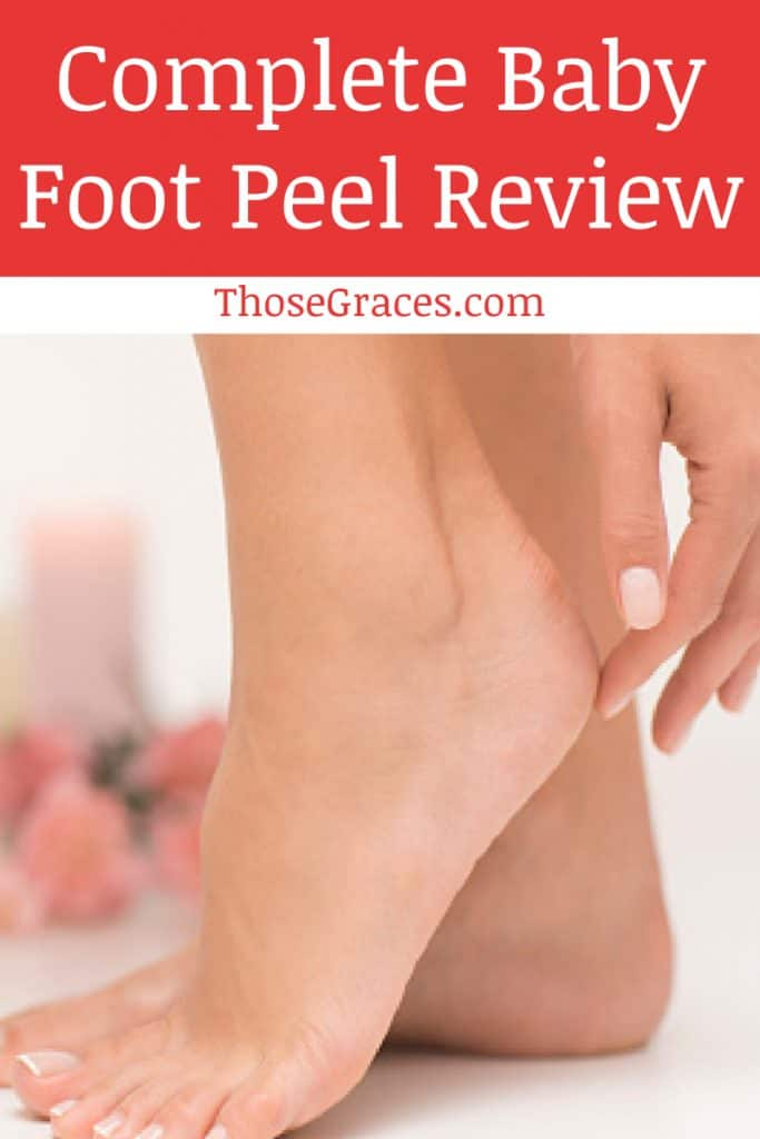 Looking for an unbiased baby foot peel review to find out if the weird viral dry skin treatment actually works? Let me help you out! We'll look at the pros and cons of the exfoliating treatment for dry, cracked feet to see if it's really worth your hard-earned money.