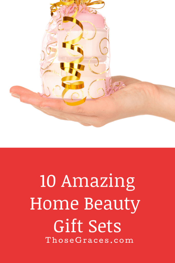 With the holidays around the corner, now is the perfect time to start thinking about some great at-home beauty gift ideas! Check out 10 we love!