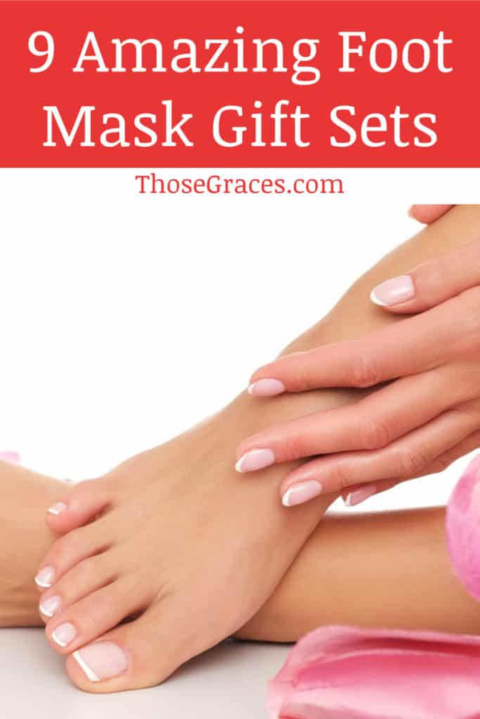 While everyone is inside, the best beauty gift ideas may just be these amazing foot mask gift sets that let you care for your tootsies at home! Check them out!