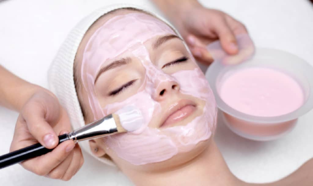 Face Masks Using Kaolin Clay