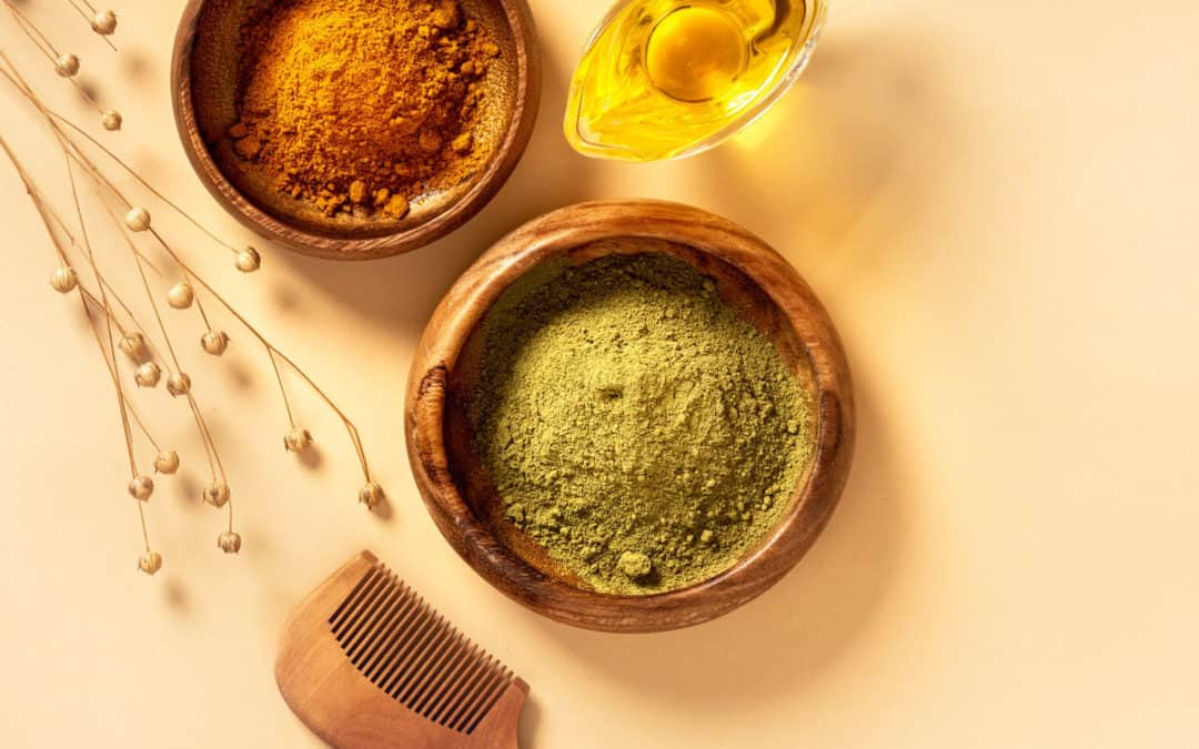 Turmeric Benefits for Hair + 6 Masks to Buy or Make at Home