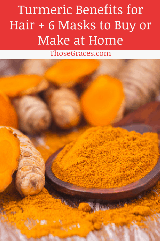 Curious about Turmeric benefits for hair? Check out 4 reasons to add it to your at-home beauty routine, plus our favorite turmeric hair masks to buy or DIY!