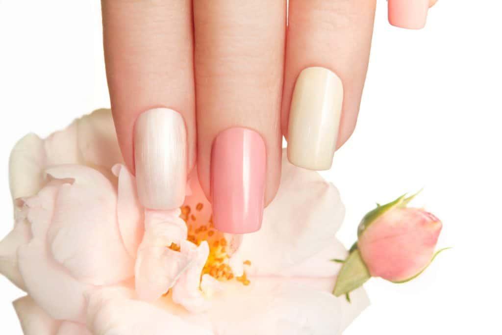 Summer nail designs pastels