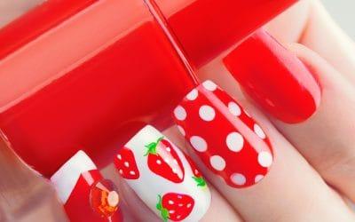 10 Colorful & Stylish Summer Nail Designs