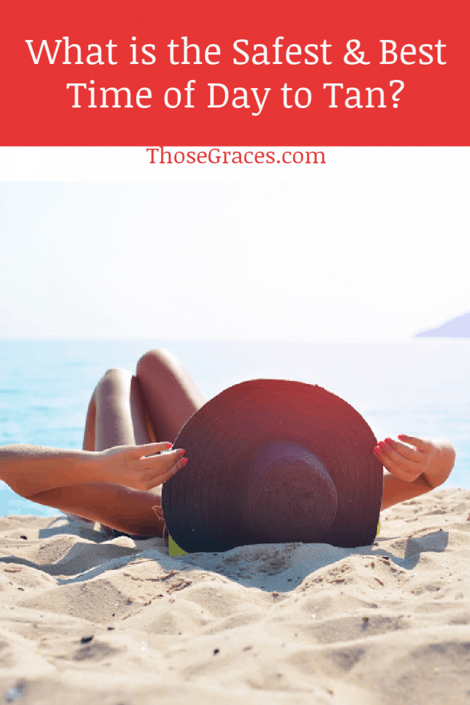 What is the best time to tan? If you are planning to get tanned, read this guide first! Learn the protective measures and the right time for safe tanning.
