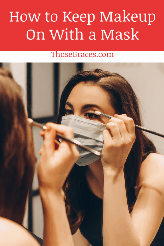 Do you want to know how to keep your makeup on when wearing a mask? We gave you useful tips on how to keep fresh and glowing while staying safe. Read on!