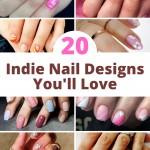 indie nail designs a