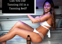 Can You Use Tanning Oil in a Tanning Bed?