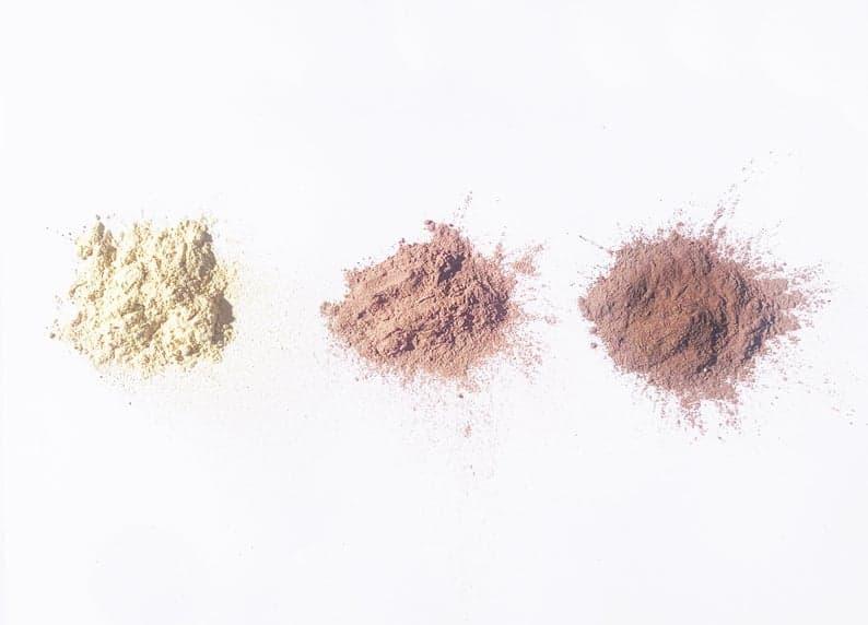 GMO-Free Dry Shampoo variants