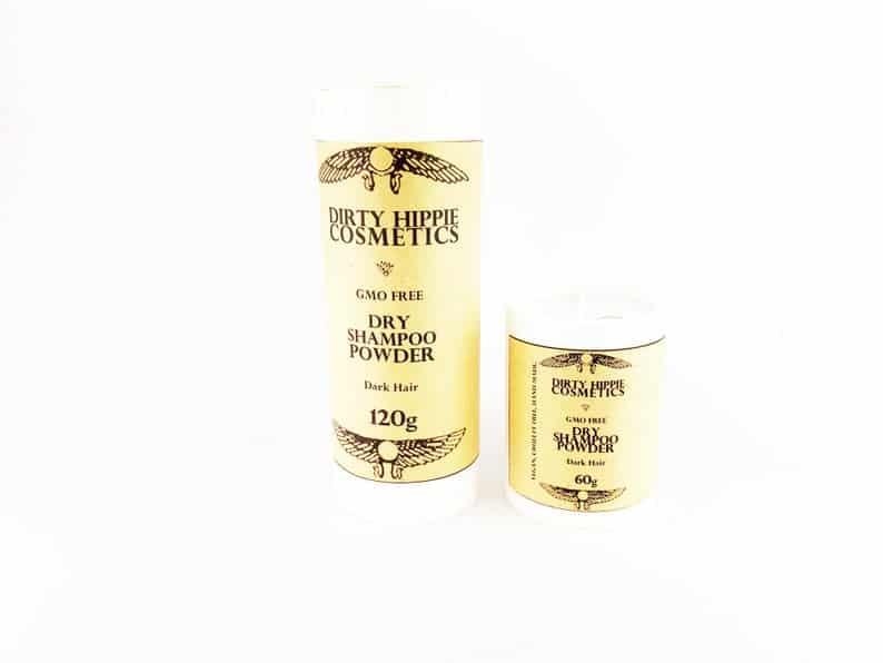GMO-Free Dry Shampoo
