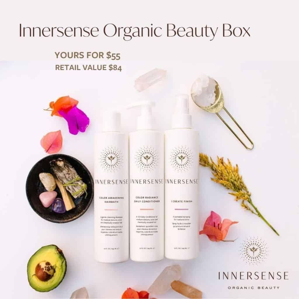 Innersense Organic Beauty Beauty Box