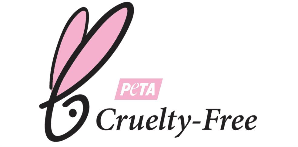 PETA cruelty-free bunny logo