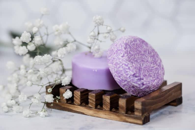 Shampoo And Conditioner Bar Set