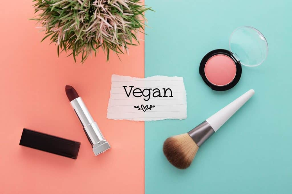 vegan-friendly make up products