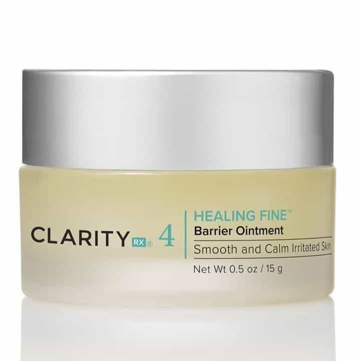 ClarityRX Healing Fine Barrier Ointment