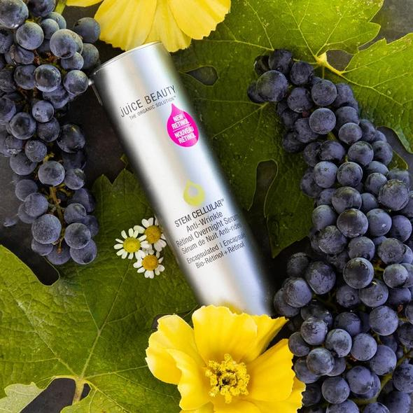 Juice Beauty STEM CELLULAR Anti-Wrinkle Retinol Overnight Serum