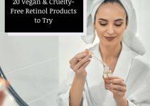 20 Vegan & Cruelty-Free Retinol Products to Try