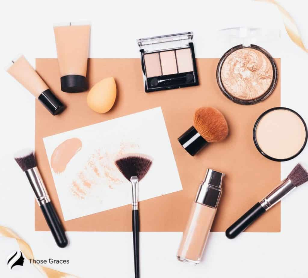 Korean beauty products collection