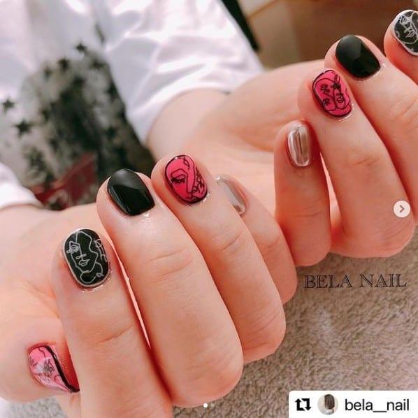 Bela Nail Gel Nails