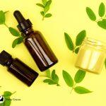 vitamin c serum, moisturizer and toner