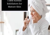 Top 5 Recommended Korean Exfoliators for Mature Skin