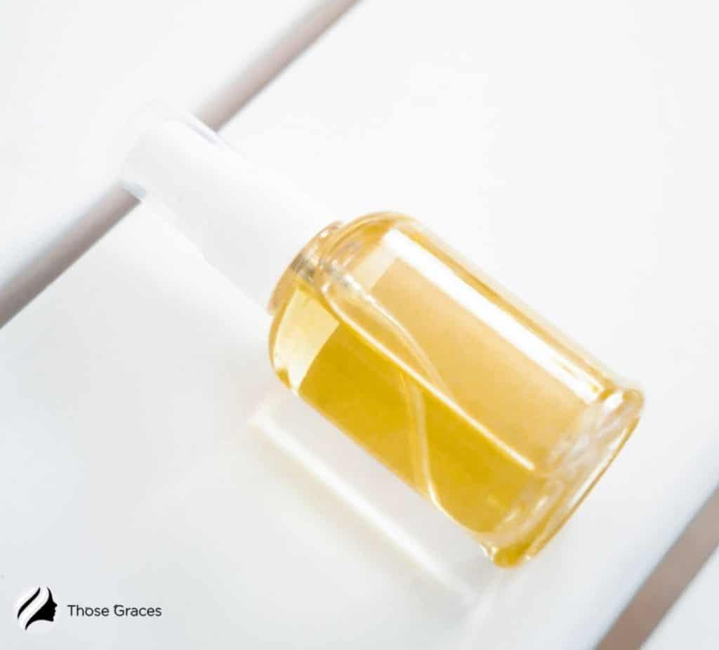 oil-based cleanser